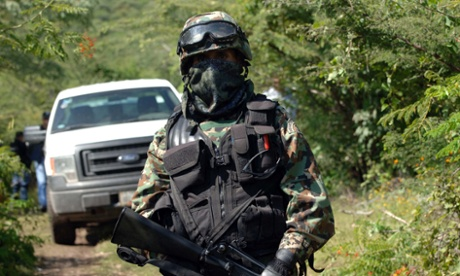 DNA Testing Last Hope for Identification of Burned Bodies of Mexican Student Protesters
